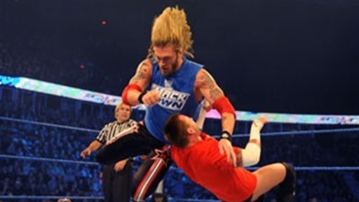 [Edge Vs. CM Punk]