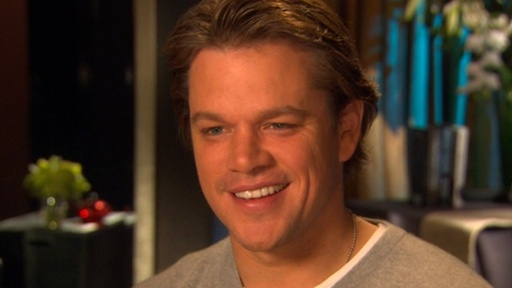 [Matt Damon: I Get to 'Re-Experience Life' With My Daughters]