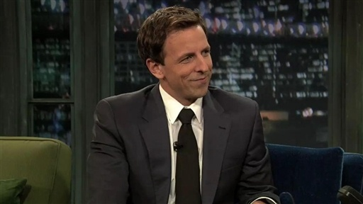 Seth Meyers Interview Video