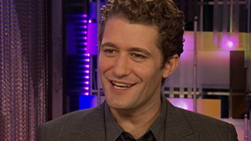 Matthew Morrison&#39;s &#39;Glee&#39; Quiz Video