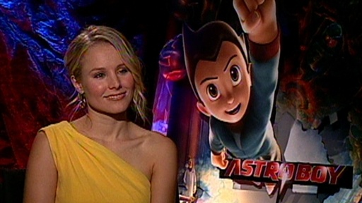 [Kristen Bell: 'Astro Boy' Is 'a Fantastic Adventure']