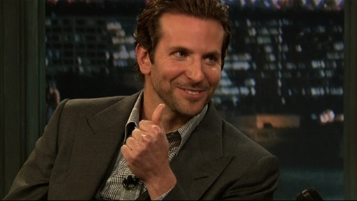 [Bradley Cooper Talks A-Team]