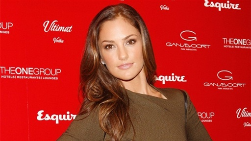[Minka Kelly Discusses Being Named Esquire's 'Sexiest Woman Alive]