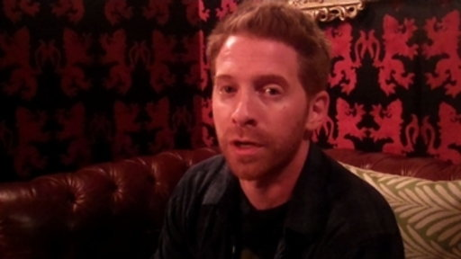Seth Green Twitter Questions Video