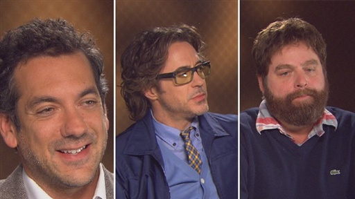 'Hangover 2' Stars Talk Mel Gibson's Canceled Cameo, Robert Down Video