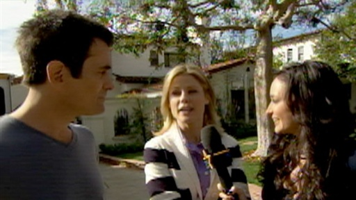 2010 Golden Globe Nominations: 'Modern Family' Stars Are 'Globe Video