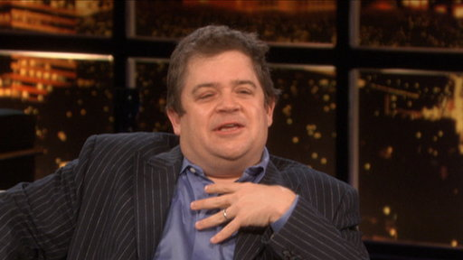 [Patton Oswalt]