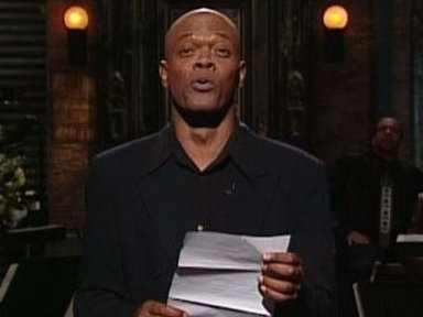 Samuel L. Jackson Monologue Video