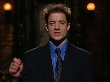 Brendan Fraser Monologue Video