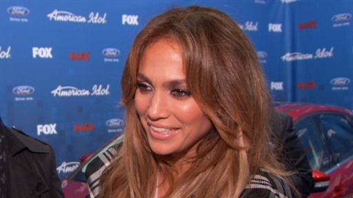 [Jennifer Lopez: 'American Idol's' Top 13 Was an 'Emotional Rolle]