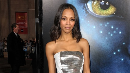 134386 512x288 generated 'Avatar,' LA Premiere: Zoe Saldana   Seeing My Animated Self Was