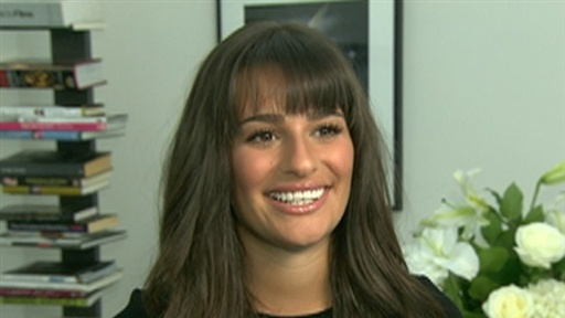 [Lea Michele On Her Emmy Nomination]