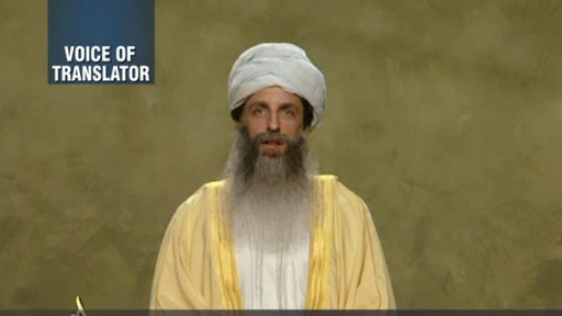 Osama Bin Laden Tape Video