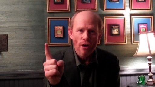 Twitter Questions: Ron Howard Video