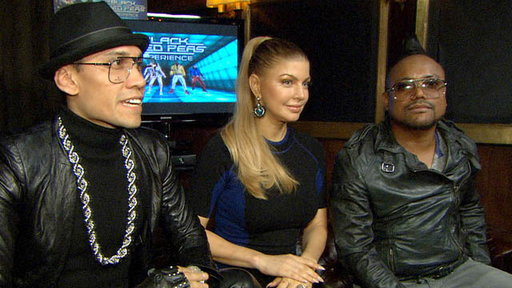 The Black Eyed Peas Talk the Challenges of Hollywood Marriages Video