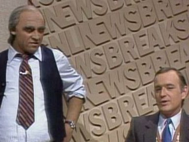 Lou Grant Weather Report Video