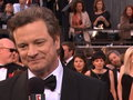 Live From the Red Carpet: 2012 Oscars: Colin Firth