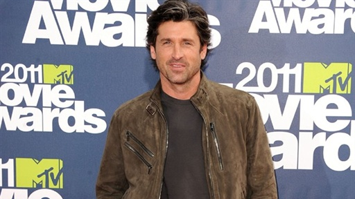 [2011 MTV Movie Awards: Patrick Dempsey On 'Grey's Anatomy' Rumor]