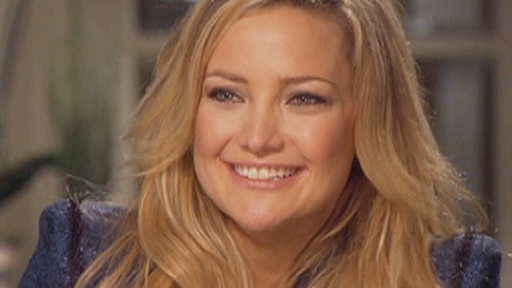 Kate Hudson On Shooting 'Nine': We Had Some 'Girlie Late Nights' Video