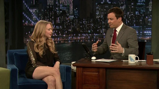 [Amanda Seyfried Interview]
