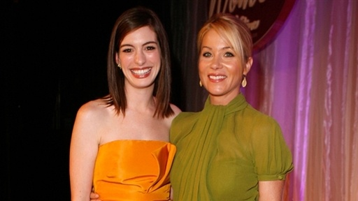 Variety's Power of Women Luncheon: Hathaway, Applegate, Weaver a Video
