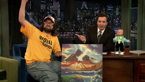 [Judah Friedlander, Part 2]