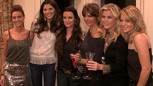 [It's Girls Night With Ali Landry and Alison Sweeney]