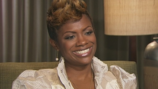 'Real Housewife' Kandi Burruss: 'I Just Wanted to Go Crazy' On N Video