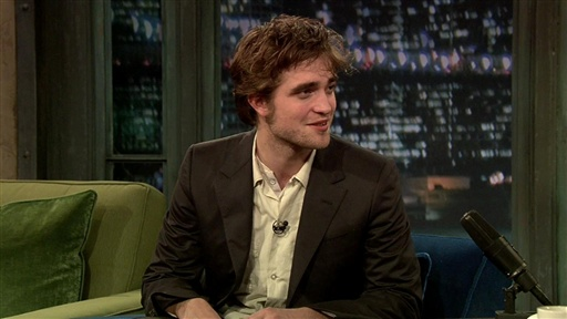 Robert Pattinson Interview Video