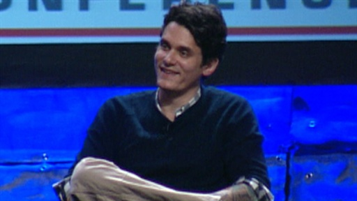 John Mayer: 'I Love Getting Into Trouble When I Say Stuff' Video