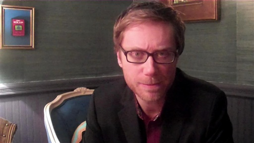 [Twitter Questions: Stephen Merchant]