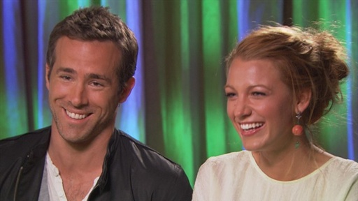 [Did Ryan Reynolds & Blake Lively Suffer Any Injuries Filming 'Gr]