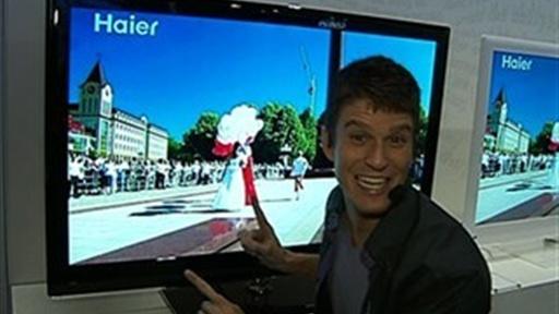 CES 2010: Boxee, Projector Phone, Speaker Lights & More view on break.com tube online.