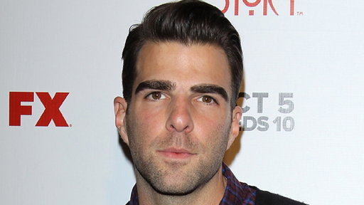 [Zachary Quinto Gets Really 'Freaked' Out Over 'American Horror S]