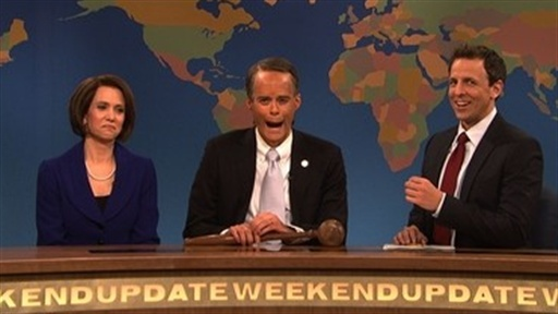 Weekend Update: Pelosi and Boehner Video