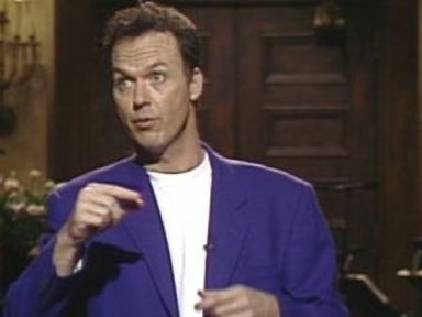 Michael Keaton Monologue Video