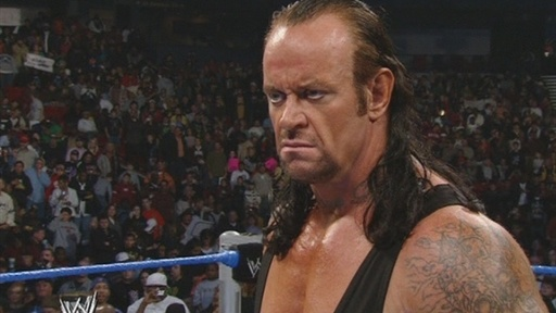 [Undertaker comments on the upcoming Royal Rumble Match]
