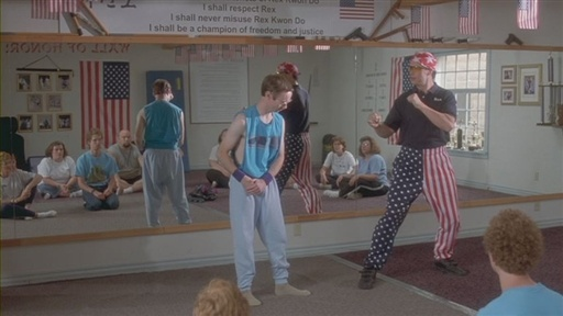 [Rex Kwon Do Volunteer]