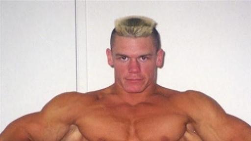 John Cena na flôr da idade