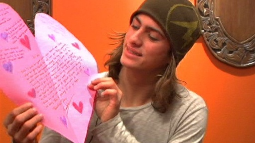 [Frankie's Valentine's Day Message]