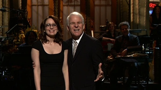 Tina Fey Monologue Video
