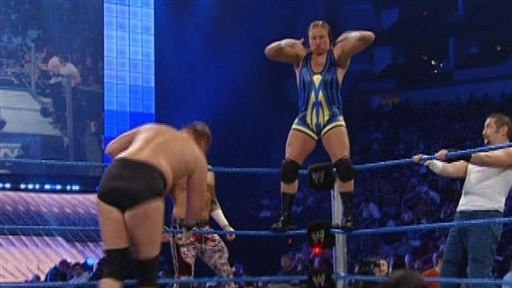 SmackDown&#39;s Tag Teams in Eight-Man Tag Team Match Video