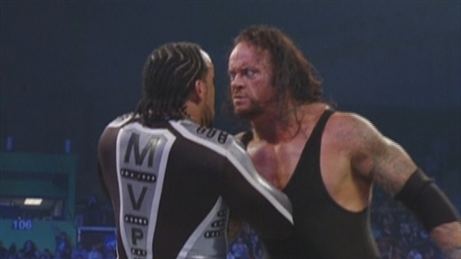 Undertaker, Batista and Finlay Vs. Big Daddy V, MVP and The Grea Video