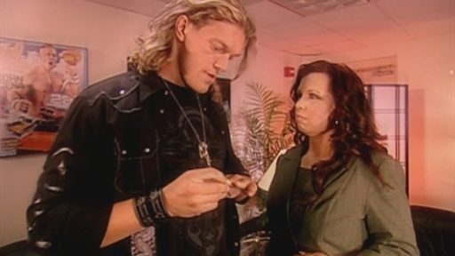What Questions will Edge Ask Vickie Guerrero on the Next Smack D Video