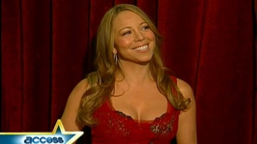 Access Exclusive: Mariah Dishes on New Album Video