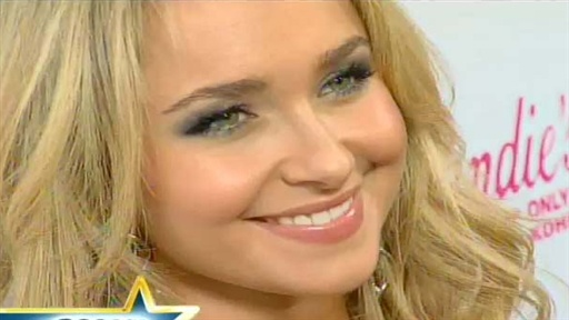 Hayden Panettiere: Face of Candie's Video