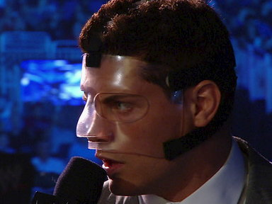 [Cody Rhodes declares the faces of the WWE Universe offend him]