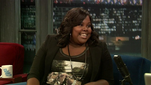 Amber Riley Video