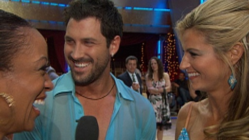 [Erin Andrews On Her 'Dancing' Chances: 'I'm an Underdog']