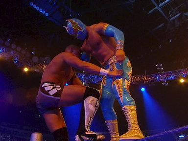 Sin Cara vs. Tyson Kidd Video